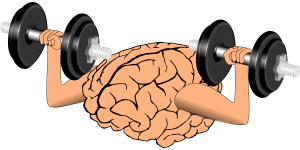 Image of strong brain